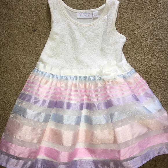 9e6d5096a33d Children's Place Dresses | Cute Easter Dress | Poshmark